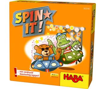 Haba Spin It | gezelschapspel NL