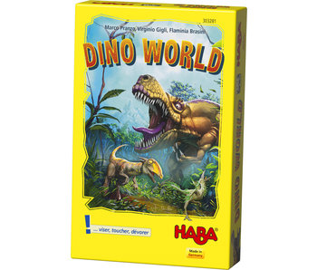 Haba Dino World | Gezelschapsspel FR