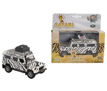 Land Rover Defender Safari  14cm - Licht+Geluid