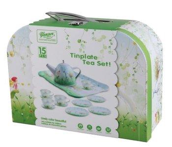 Service à thé - 15 pièces
