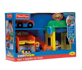Fisher Price | Little People carwash