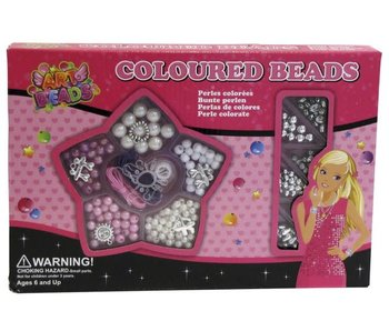 Color beads set de perles