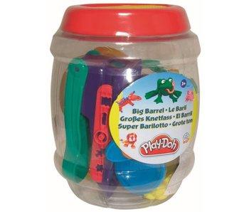 Play-doh grand baril