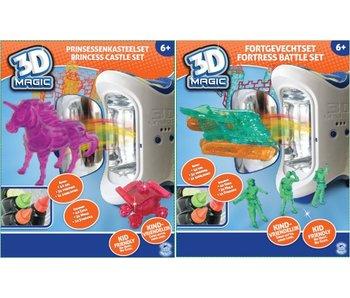 3D Magic - Deluxe themapakket - ass
