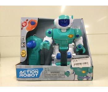 R/C Action Robot met afstandsbediening