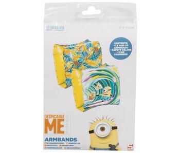 Minions Minions zwemarmbandjes in zak