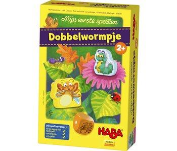 Haba Dobbelwormpje | Gezelschapspel NL