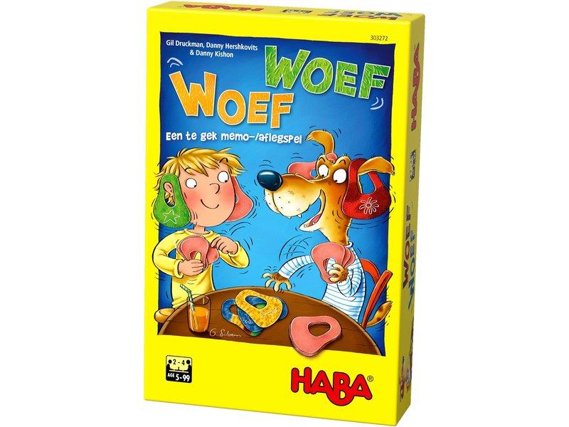 Haba Woef woef | Gezelschapspel NL