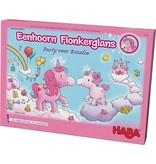 Haba Eenhoorn Flonkerglans Party voor Rosalie | Gezelschapspel NL