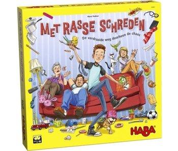 Haba Met Rasse Schreden | Gezelschapspel NL