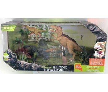 Dinosaur Licht en geluid
