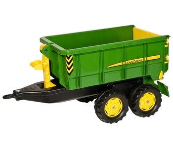 Aanhanger Rolly container John Deere