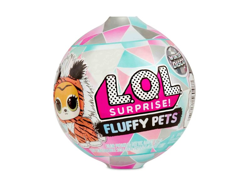 L.O.L. Surprise! Fluffy Pets Winter Disco Series