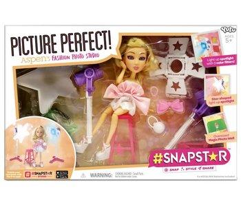Snapstar photo studio play set