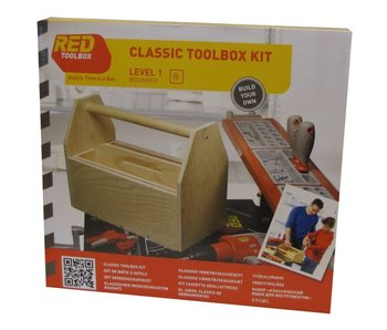 Stanley boîte à outils Red Toolbox Classic 5+