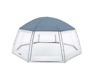 Round Pool Dome 6.00mx6.00mx2.95m