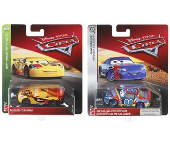 Cars 3 - Diecast Singles Assortiment