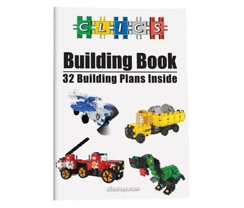 Clics - Building Book Volume 2: 32 Constructies