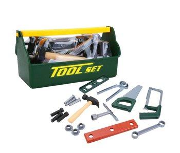 Mallette à outils remplie