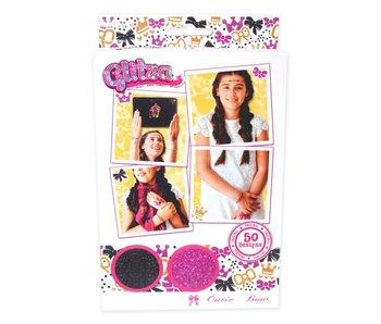 Glitza - Cutie Bow 50 Ontwerpen