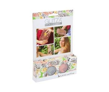 Glitza Fashion - Kit de démarrage Sauvage et libre
