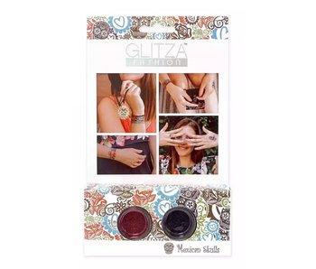Glitza Fashion  - Starter kit Mexicaanse schedels