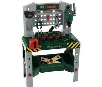 Bosch Werkbank, 43-delig