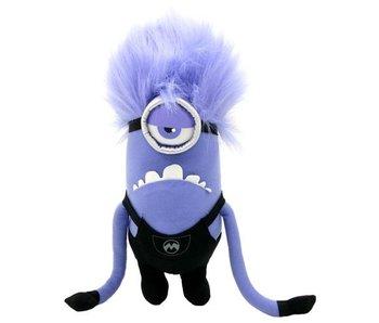 Minions peluche 38 cm violet