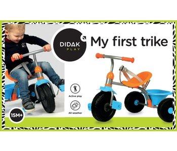 Didak Play Mijn eerste driewieler 15m+