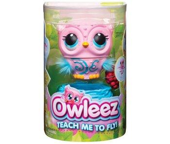Owleez Owleez - bébé hibou (rose)