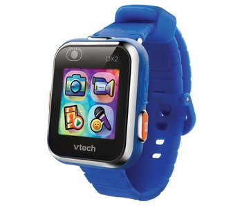 Vtech NL -  Kidizoom Smartwatch DX2 - Blauw (version néerlandaise) 5+