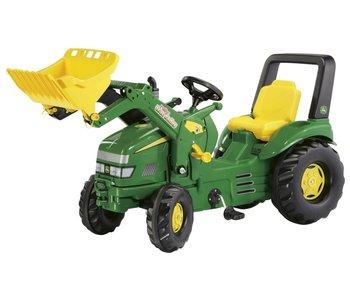 ROLLY TOYS Tracteur 3J+ML X John Deere + pelle