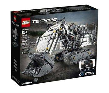 LEGO 42100 Excavatrice Liebherr R 9800