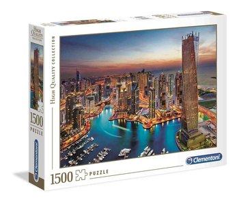 Puzzel HQC Dubai jachthaven - 1500 stukjes