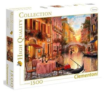 Puzzel HQC Venetië - 1500 stukjes