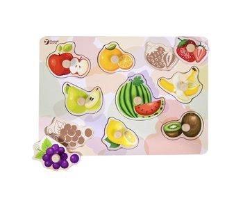 Puzzle de fruits