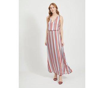 VILA Maxi kleed Visereia multicolor - 36