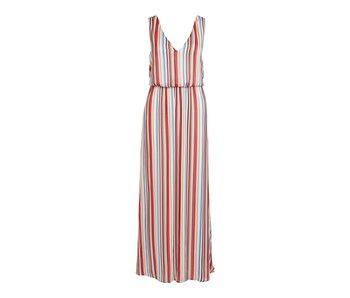 VILA Maxi kleed Visereia multicolor - 40