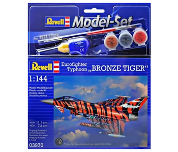 Revell Eurofighter Typhoon Bronze tiger 1:44
