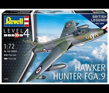Revell Hawker Hunter FGA.9 1:72