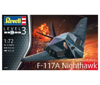 Revell F-117A Nighthawk