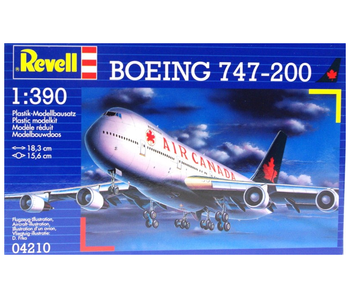 Revell Boeing 747-200 1:390