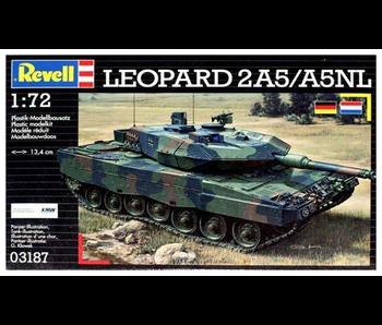 Revell Leopard 2A5/A5NL  1:72