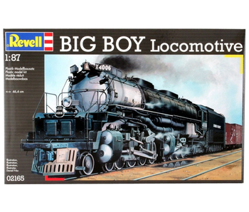Revell Big Boy Locomotief 1:87