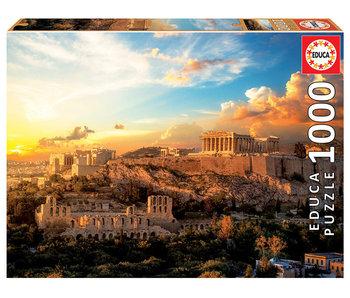 Educa Puzzel Acropolis Athene - 1000 stukjes