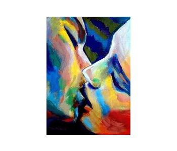 Dia paint WD123 - Gravity 27x38 cm