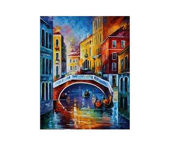 Dia paint WD119 - Venetian Colours 38x48 cm