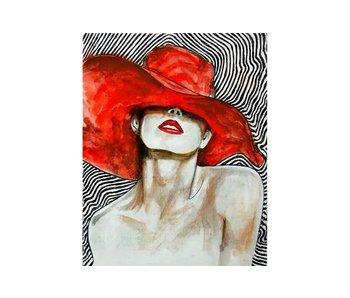Dia paint WD155 - Martha 38x48 cm
