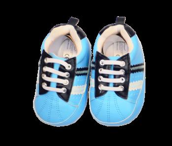 Living Puppets Schoenen blauw - 65 cm pop