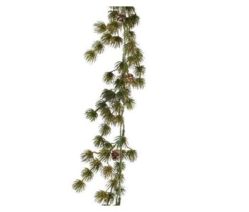Guirlande dennenappels 180cm